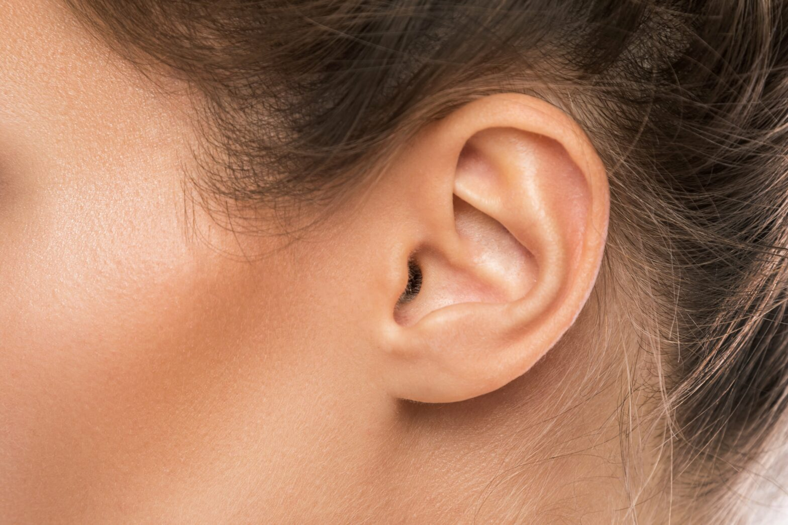 distorted ear canals